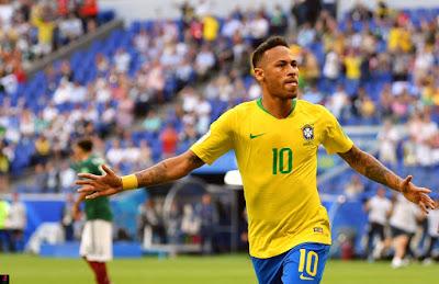 نيمار البرازيل منتخب