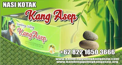 Kreasi Paket Nasi Kotak Special di Cimahi