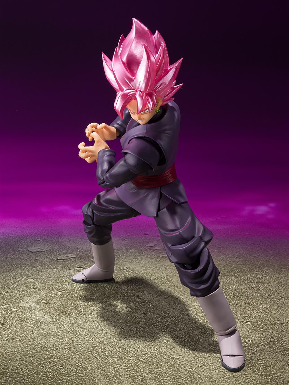 Goku Black Super Saiyan Rose