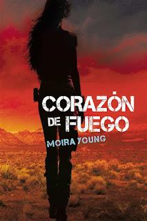 Corazón de fuego   Dust lands #1   Moira Young