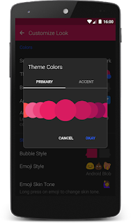 Textra SMS v4.16 build 41693 Full APK