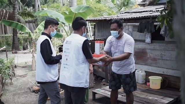 """مبادرة """"20 في 2020"""" تساهم في تحسين الظروف المعيشية لآلاف الصيادين وأسرهم في إندونيسيا"""