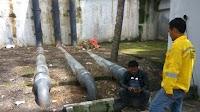 Anies Berupaya Cegah Banjir, Eh Ada Sosok Misterius Potong Kabel Listrik Rumah Pompa