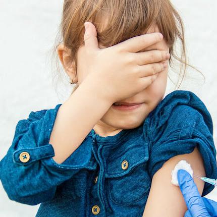 O fascismo da campanha de vacinação contra o sarampo