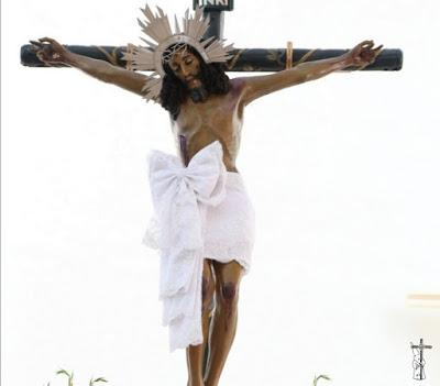 Un desconocido incendia la Imagen de la Sangre de Cristo de Nicaragua