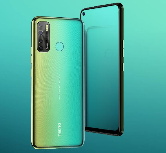 Tecno product Overview   CAMON 15 Specifications