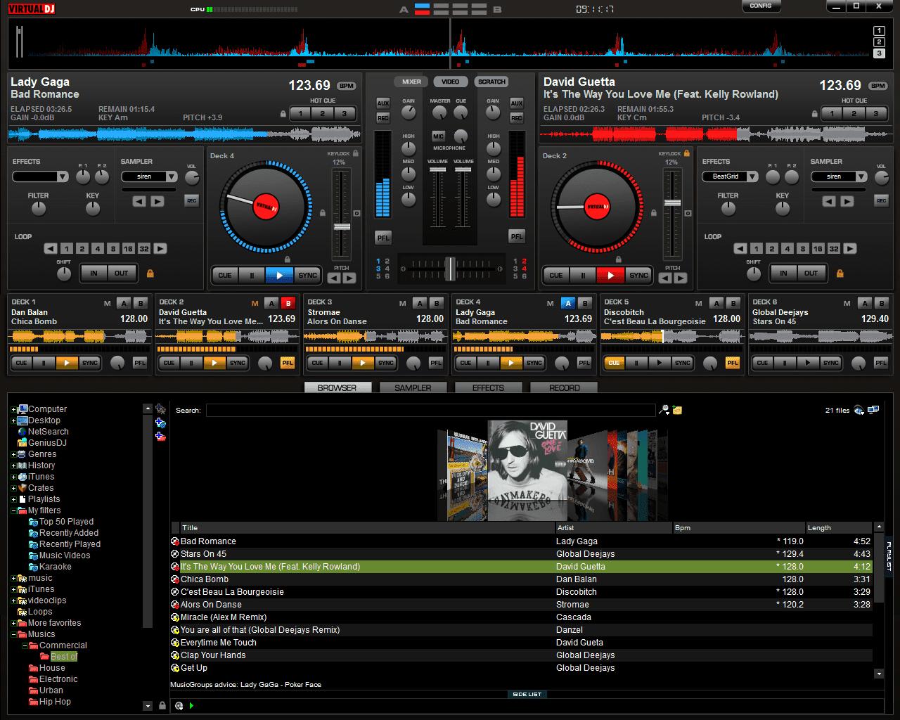 Virtual Dj 6 Pro Download For Pc