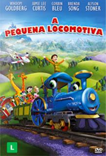 A Pequena Locomotiva - DVDRip Dublado