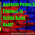 Android Phone Ko Firewall Se Secure Kaise Karte Hain? Hindi Tricks