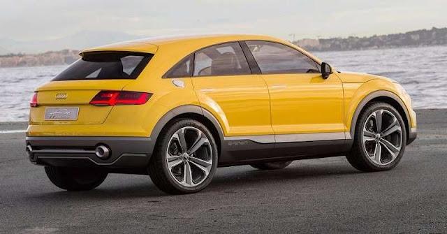 Audi Q4 India