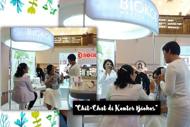 Skincare+biokos+caring