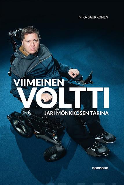 Mika Saukkonen Vaimo