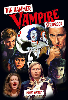 Hammer Vampire Scrapbook, Wayne Kinsey, Peveril Publishing