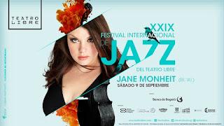 9 de sepiembre Festival Internacional de Jazz del Teatro Libre 2017