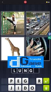 4 Immagini 1 Parola livello 194