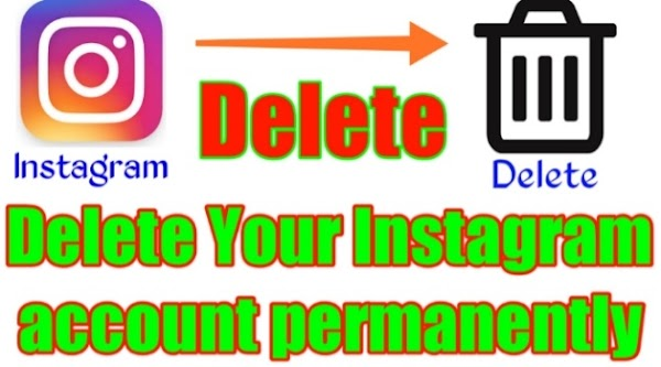 How to delete Instagram account permanently?Instagram account delete kaise kare?