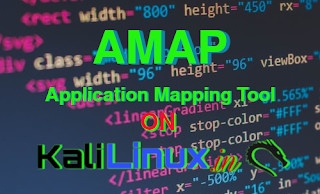 amap on Kali Linux