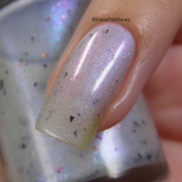 Necessary Evil Polish I Think Neuron to Something  | Hella Handmade Creations September 2019