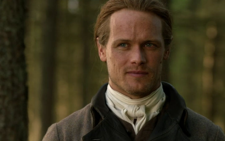 Performer Of The Month - Readers' Choice Most Outstanding Performer of February - Sam Heughan