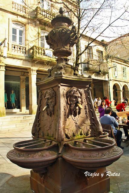 Fuente de Pontevedra