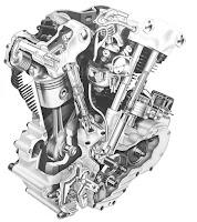 Cara Modifikasi Mesin Motor 1 Silinder Menjadi 2 Silinder