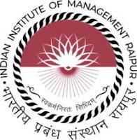 IIM Raipur Recruitment 2020 : भारतीय प्रबंध संस्थान रायपुर में निकली भर्ती