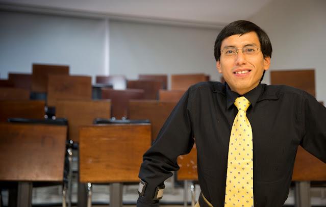 Dr. Iván Sisa, Escuela de Medicina USFQ