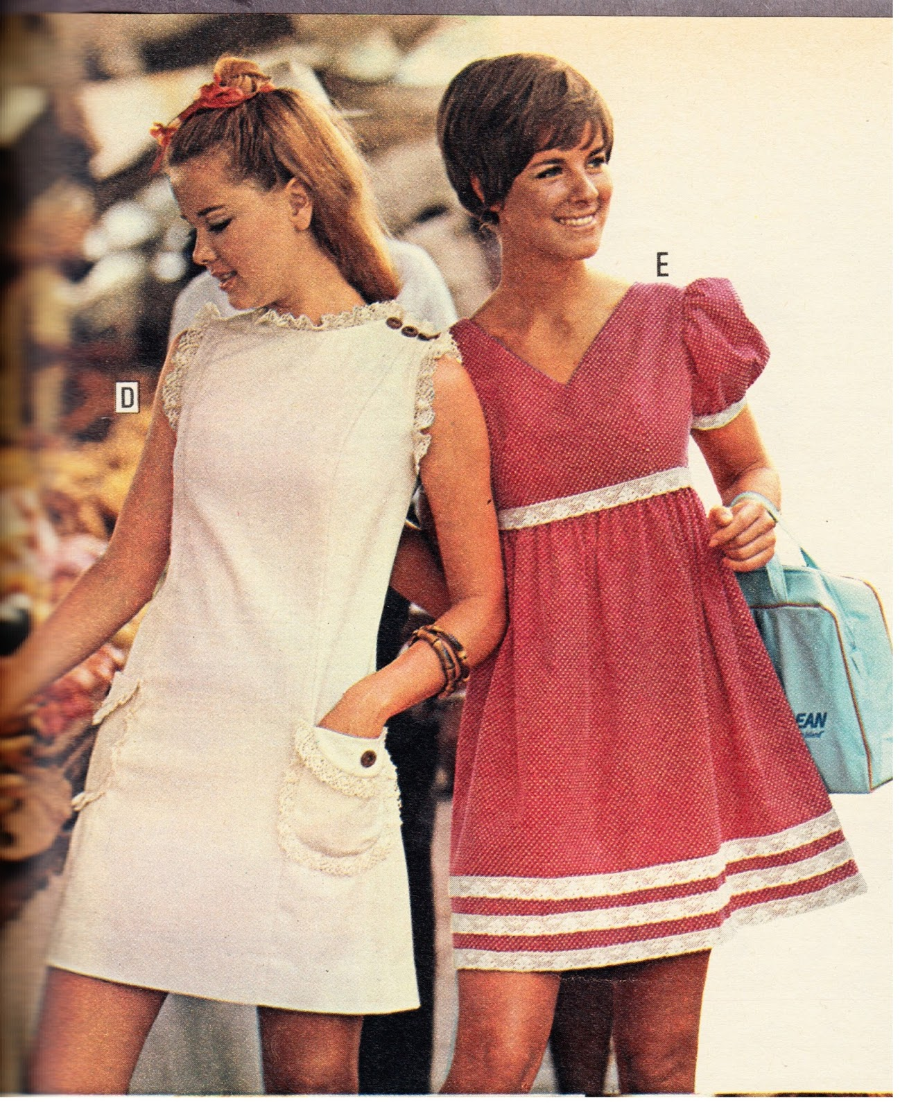 ca5c4ab0280 Penny s Summer Dresses! Part a. With Kathy and Wendy!! From an era long