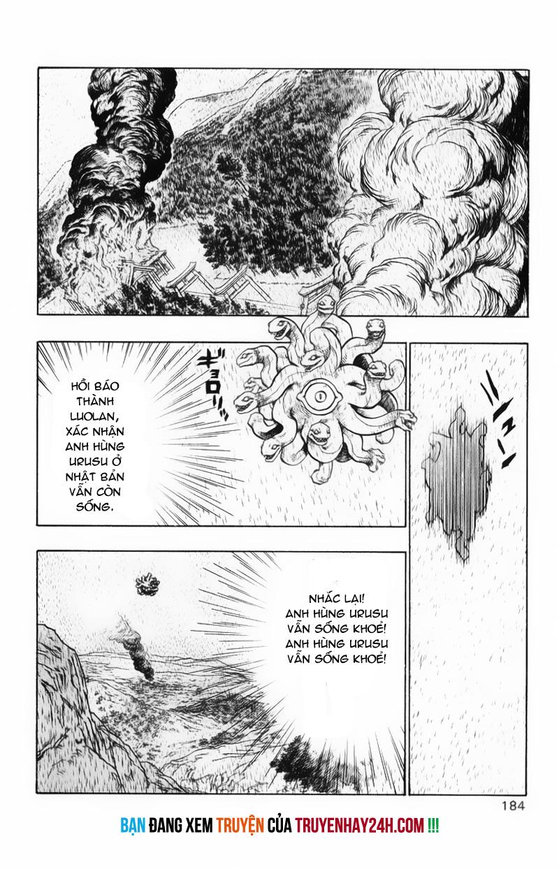 Dragon Quest: Emblem of Roto chapter 44 trang 41