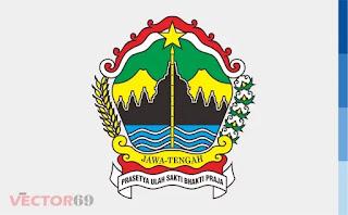 Logo Provinsi Jawa Tengah - Download Vector File EPS (Encapsulated PostScript)