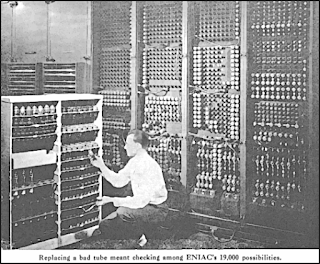 First Generation computer, पहली पीढ़ी