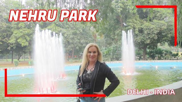Nehru Park Delhi
