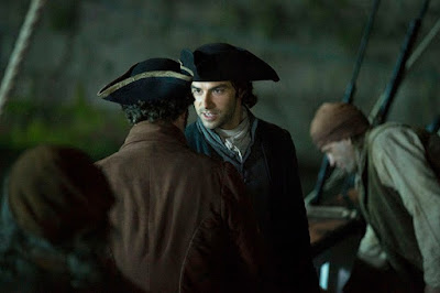 Poldark, S2, Episode 7, viewing figures, aidan turner