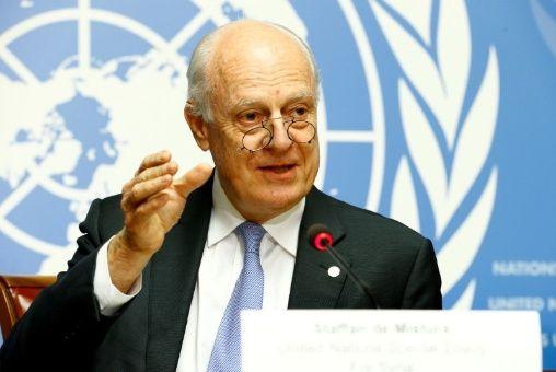 Siria inicia consultas con la ONU sobre lucha antiterrorista