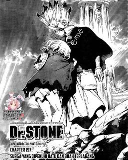 Update! Baca Manga Dr. Stone Chapter 197 Full Sub Indo
