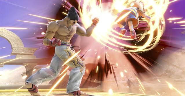 Super Smash Bros. Ultimate (Switch) Kazuya Mishima