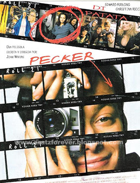 Pecker, 1998, Edward Furlong, John Waters, Christina Ricci