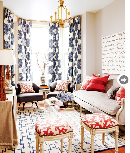 Mix And Chic: Home Tour- A Stylish Victorian Rowhouse In