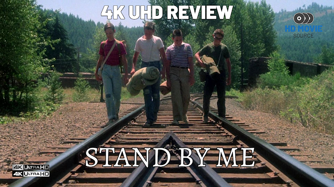 Stand by Me 4K (1986) Ultra HD Blu-ray Review: The Basics
