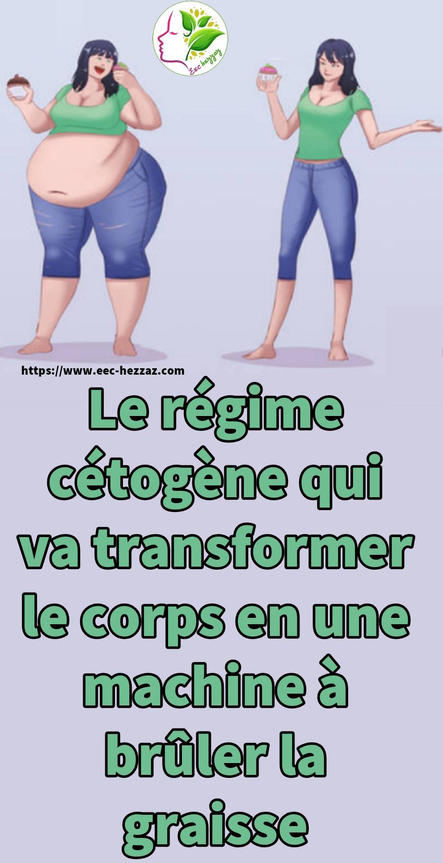 Le régime cétogène qui va transformer le corps en une machine à brûler la graisse