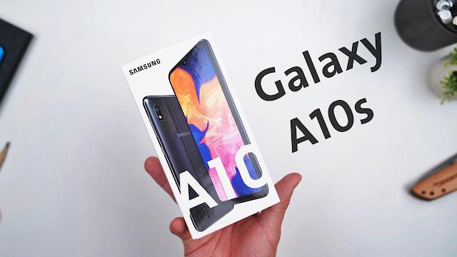 سعر و مواصفات هاتف Galaxy A10s في الجزائر