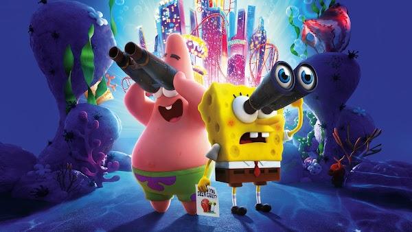 The SpongeBob Movie 2020 Wallpapers
