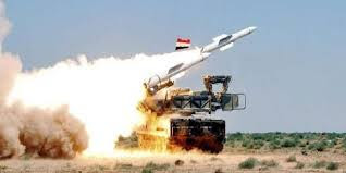 Syrias Air Defense Systems Repel Israeli Attack In Hama Province