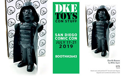 San Diego Comic-Con 2019 Exclusive Darth Bones Resin Figure by Mike Egan x DKE Toys