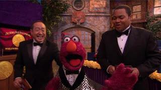 Alan, Chris, Telly, Sesame Street Episode 4411 Count Tribute season 44