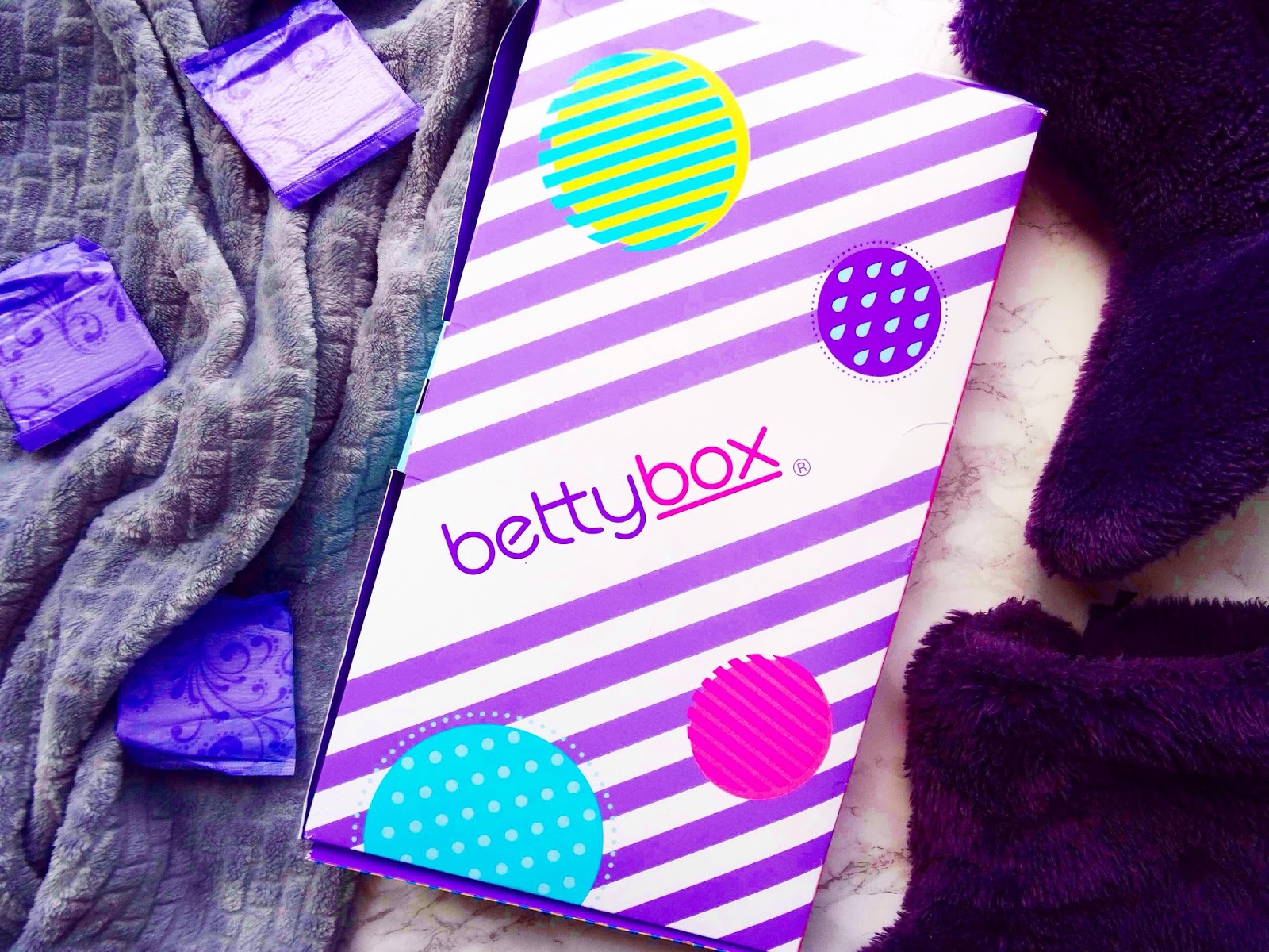 The Subscription Box For Girls - Betty Box Review!
