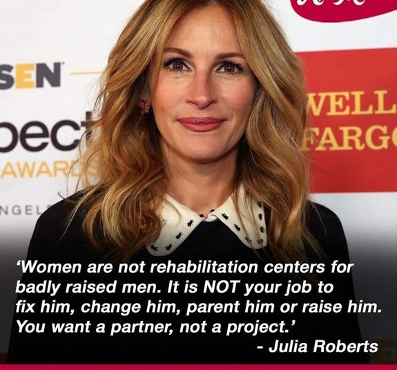 Pasangan itu Partner, bukan Proyek