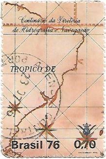 Selo Mapa Naútico