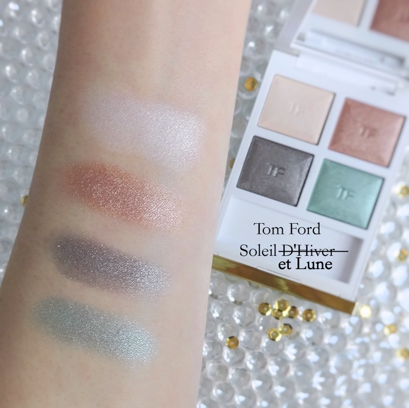 Tom Ford Soleil et Lune review swatches