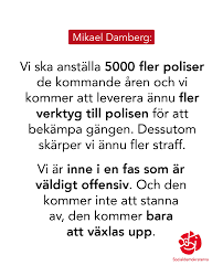 Varför Damberg/Johansson ljuger hela tiden.
